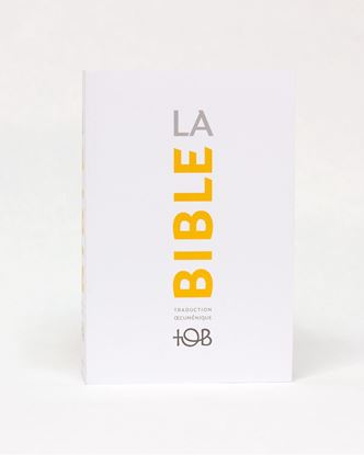 Picture of Bible TOB 2010
