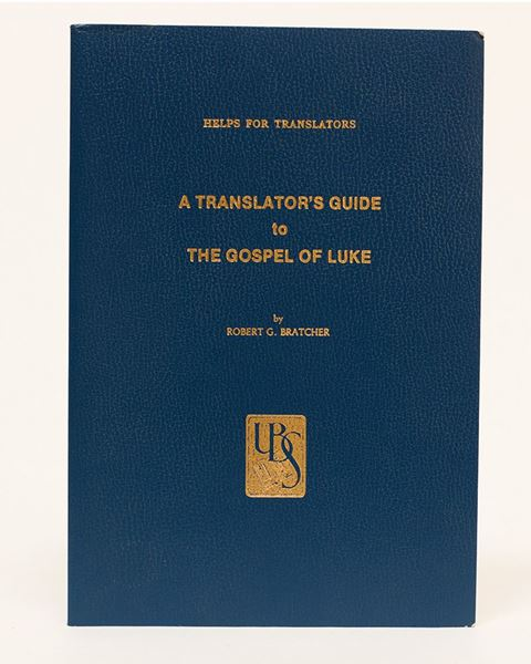Picture of A Translator's Guide to the Gospel of Luke