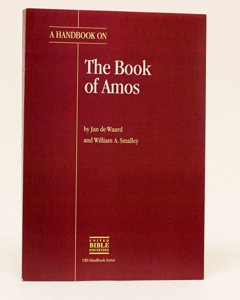 Picture of A Handbook on the Book of Amos