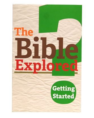 Picture of Bible Explored 3 – Getting Started