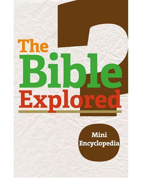 Picture of Bible Explored 4: Mini Encyclopedia