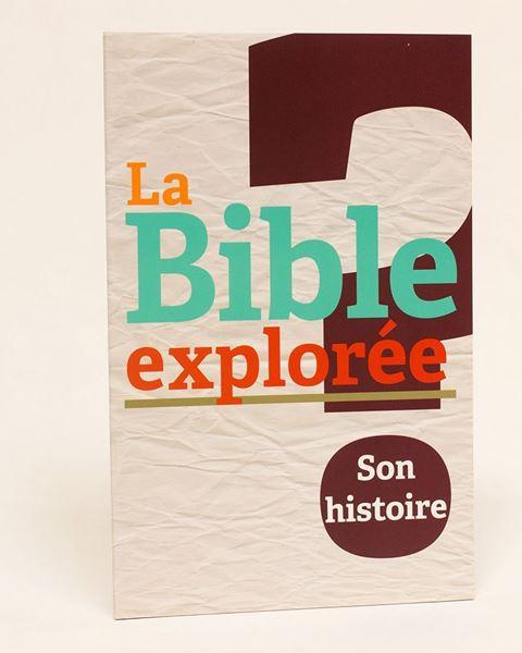Picture of Bible Explorée 2 : Son histoire