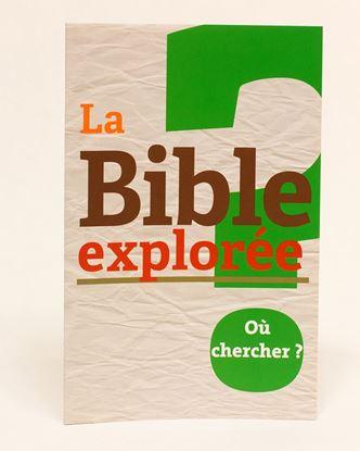 Picture of Bible Explorée 3 : Où chercher?