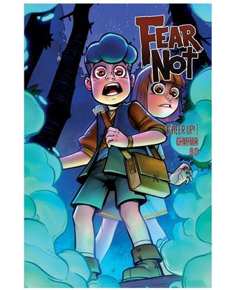 Picture of Fear Not 9 - Cheer up!