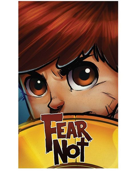 Picture of Fear Not - Temporary tattoo (Pack of 25)