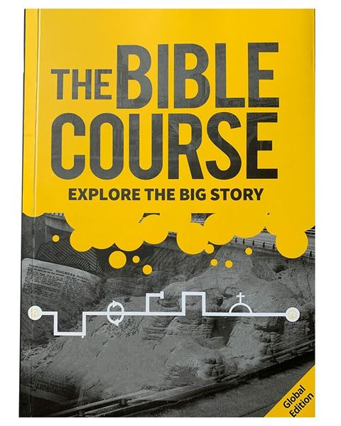 Picture of The Bible Course Manual (Individual Edition) PDF