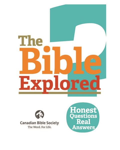 Picture of Bible Explored: Honest Questions Real Answers EPUB