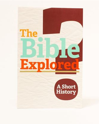 Picture of Bible Explored – A Short History EPUB