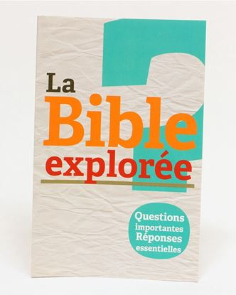 Picture of Bible Explorée 1: Question importantes Réponses essentielles EPUB