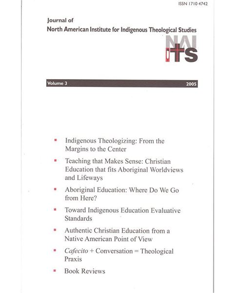 Picture of Journal of NAIITS Volume 03 - 2005 PDF