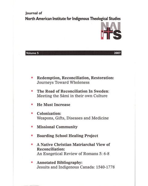 Picture of Journal of NAIITS Volume 05 - 2007 PDF