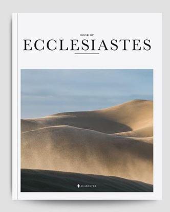 Picture of Alabaster Book of Ecclesiastes (NLT)