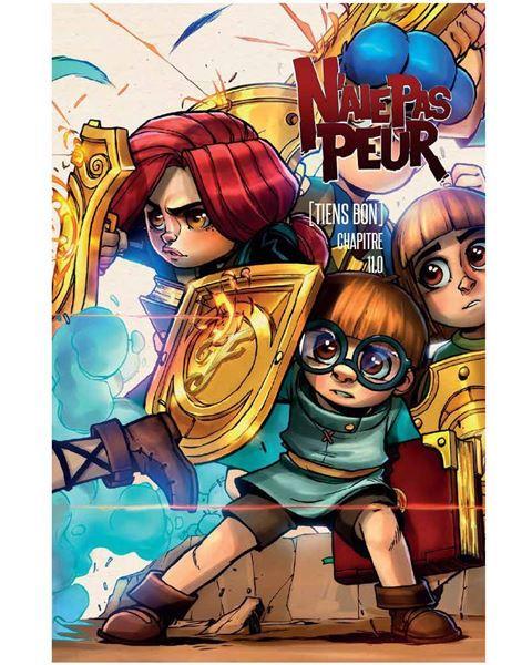 Picture of N'aie pas peur 11: Tiens bon