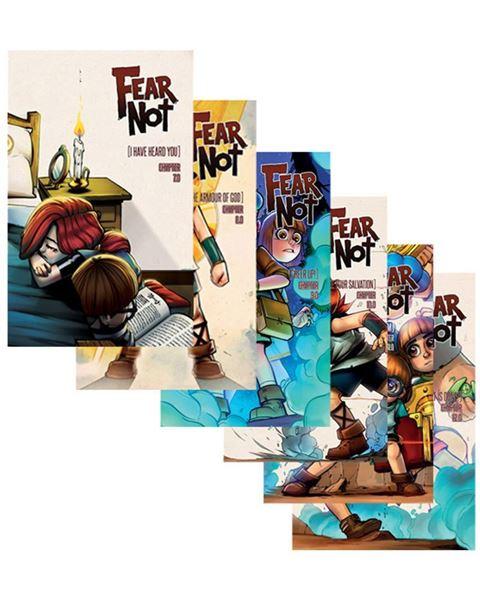Picture of Fear Not Set 2 (Chapters 7-12)