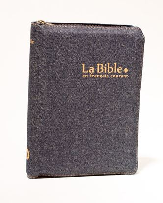 Picture of Bible Français courant avec les livres deutérocanoniques