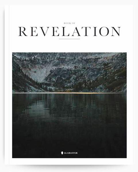 Picture of Alabaster Book of Revelation (NLT)