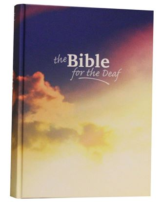 Picture of Bible for the Deaf