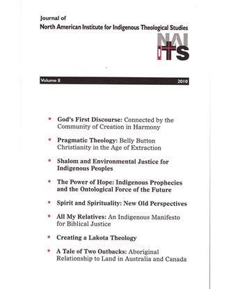 Picture of Journal of NAIITS Volume 08 - 2010