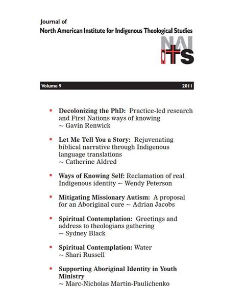 Picture of Journal of NAIITS Volume 09 - 2011