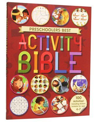 Picture of Preschoolers Best Activity Bible