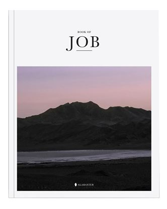 Picture of Alabaster Book of Job (NLT)