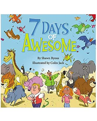 Picture of 7 Days of Awesome: A Creation Tale