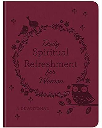 Picture of Daily Spiritual Refreshment for Women: A Devotional