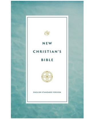 Picture of ESV New Christian's Bible