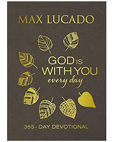 Picture of God is with You Every Day: 365-Day Devotional