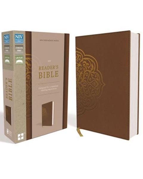 Picture of NIV Reader's Bible (Chestnut)