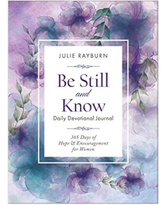 Picture of Be Still and Know Daily Devotional Journal