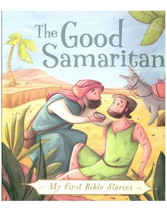 Picture of My First Bible Stories: The Good Samaritan
