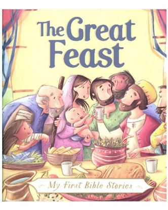 Picture of My First Bible Stories: The Great Feast