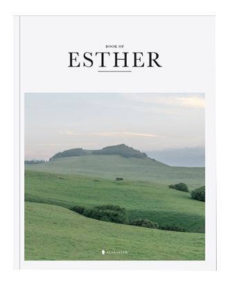Picture of Alabaster Book of Esther (NLT)
