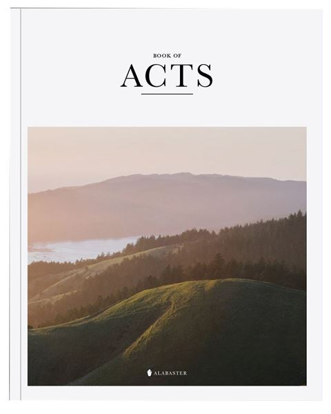 Picture of Alabaster Book of Acts (NLT)