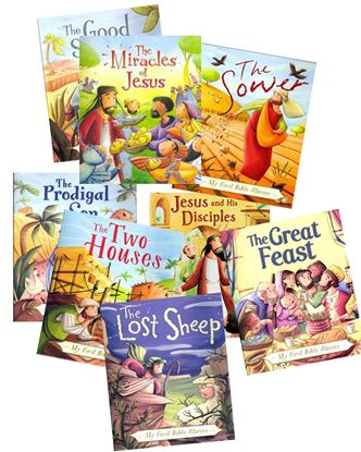 Picture of My First Bible Stories (Set/8)