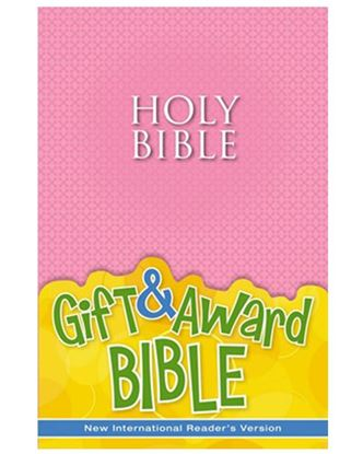 Picture of NIRV Gift & Award Bible, Pink