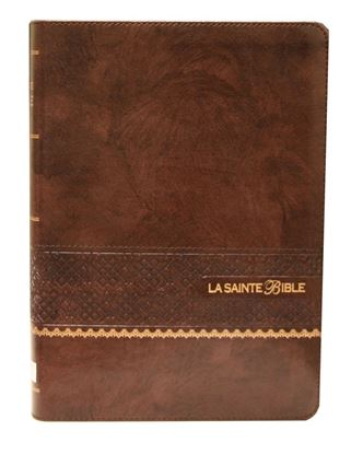 Picture of Bible Louis Segond 1910 gros caractères