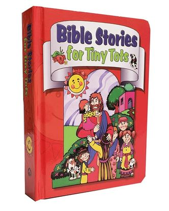 Picture of Bible Stories for Tiny Tots