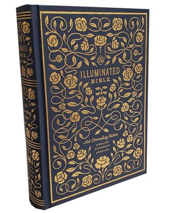 Picture of ESV Illuminated Bible Art Journaling Edition